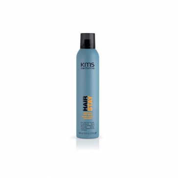 Spray mocno utrwalający KMS California Hair Stay Maximum Hold Spray